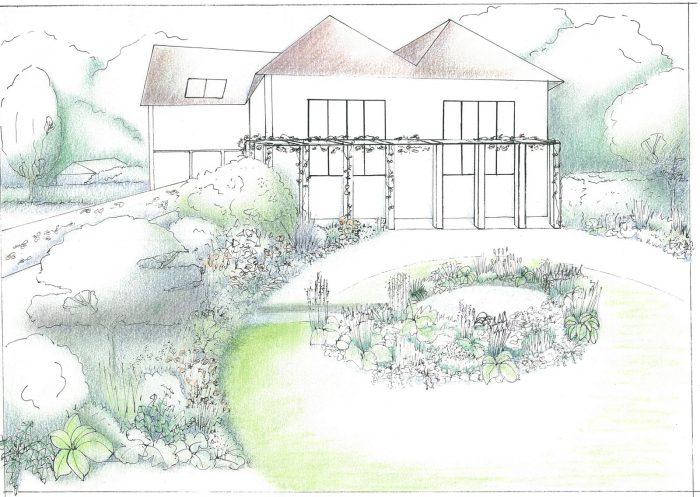 Hand-Drawn Designs by Design Heights, Carole Jordorson