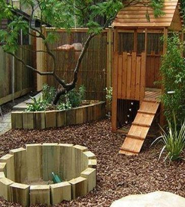 Child Friendly Garden Design Tips For A Fun Kidsafe Space