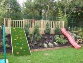 Child Friendly Garden Design