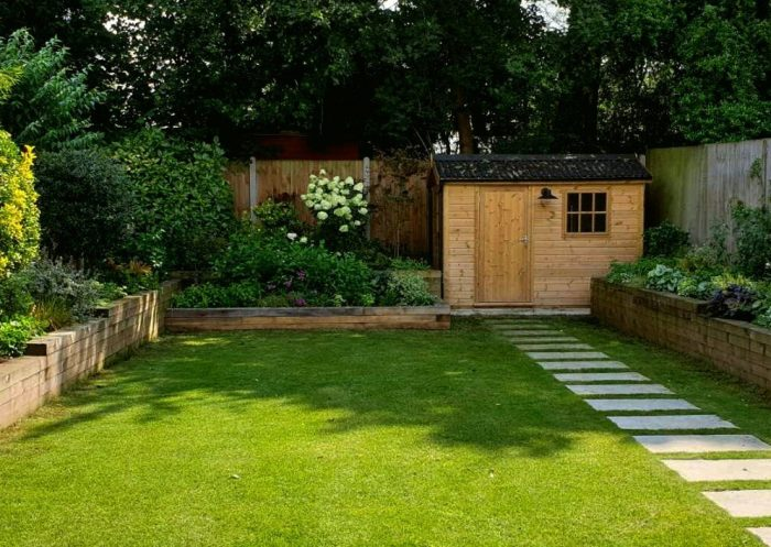 Post-Build Planting Project in Petts Wood, Kent