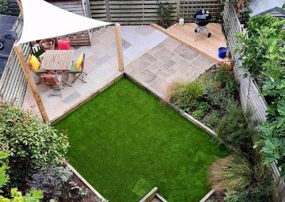 Small Urban Garden in Sydenham