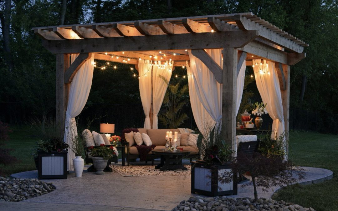 5 Tips For Lighting Your Outside Space