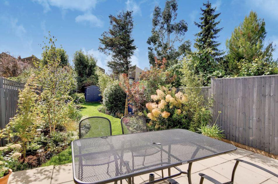 Planting Project, Medium Sized Garden in Forest Hill